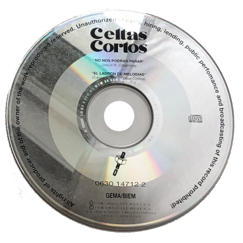 no_nos_podran_parar_single_celtas_cortos_cd